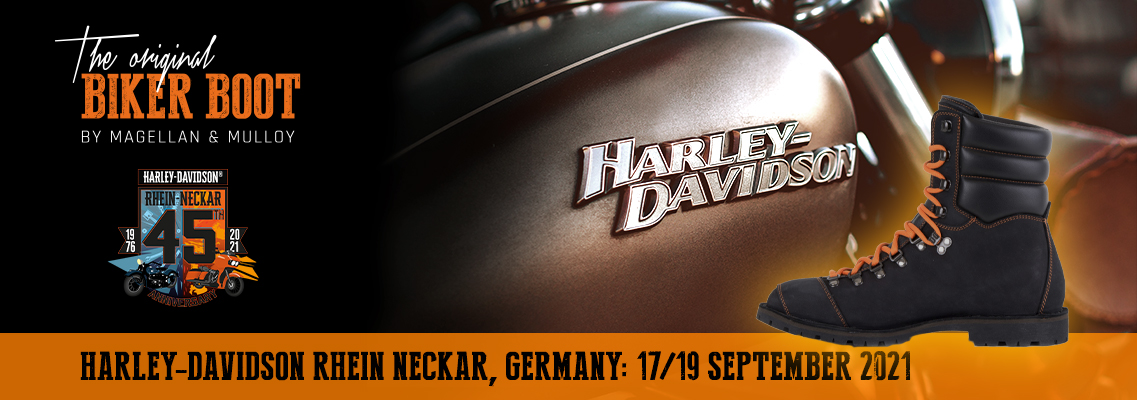 Harley-Davidson Rhein-Neckar 45th anniversary 17-18-19 september 2021