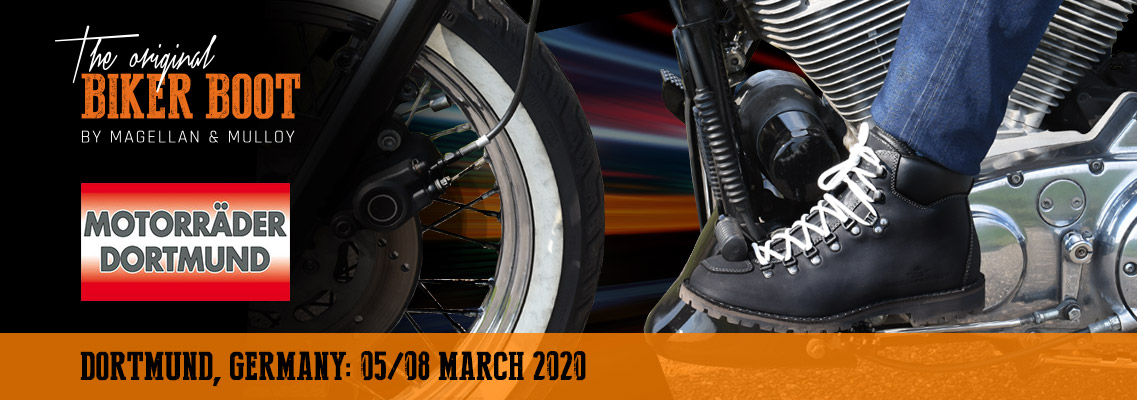 Motorräder Dortmund, Germany, 05/08 march 2020