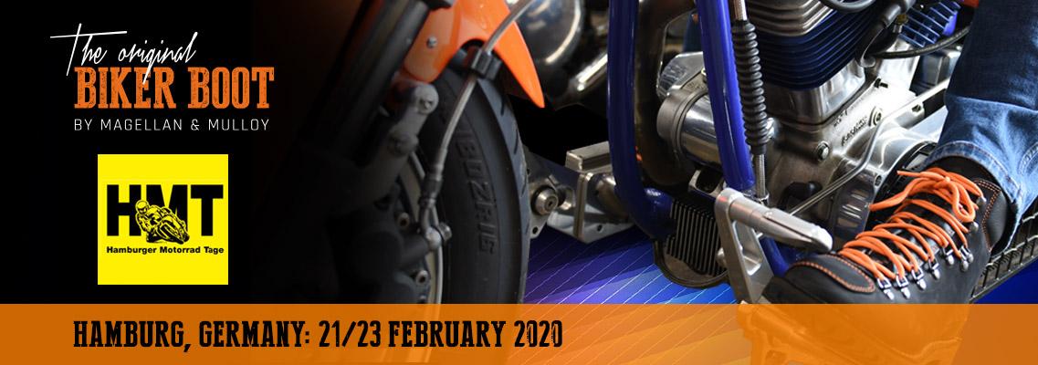 Hamburger Motorrad Tage, Hamburg (DE), 21/23 february 2020