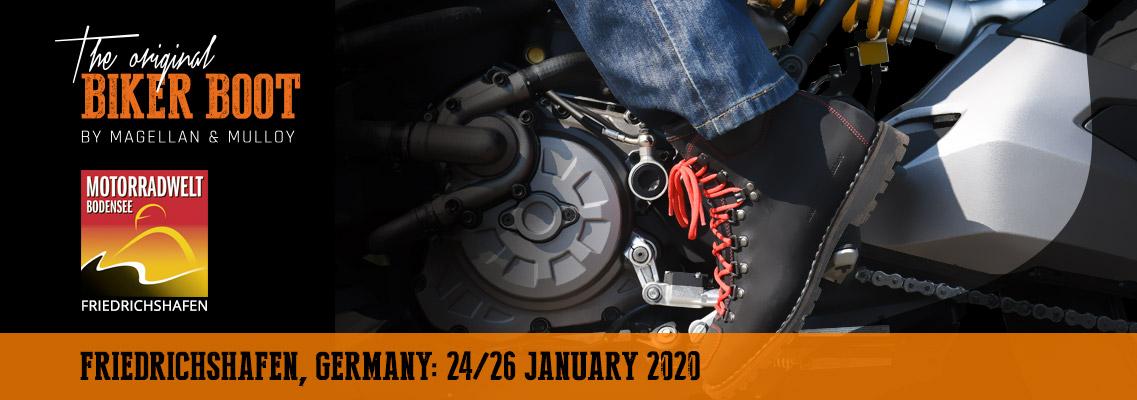 Motorradwelt Bodensee, Friederichshafen (DE), 24/26 january 2020