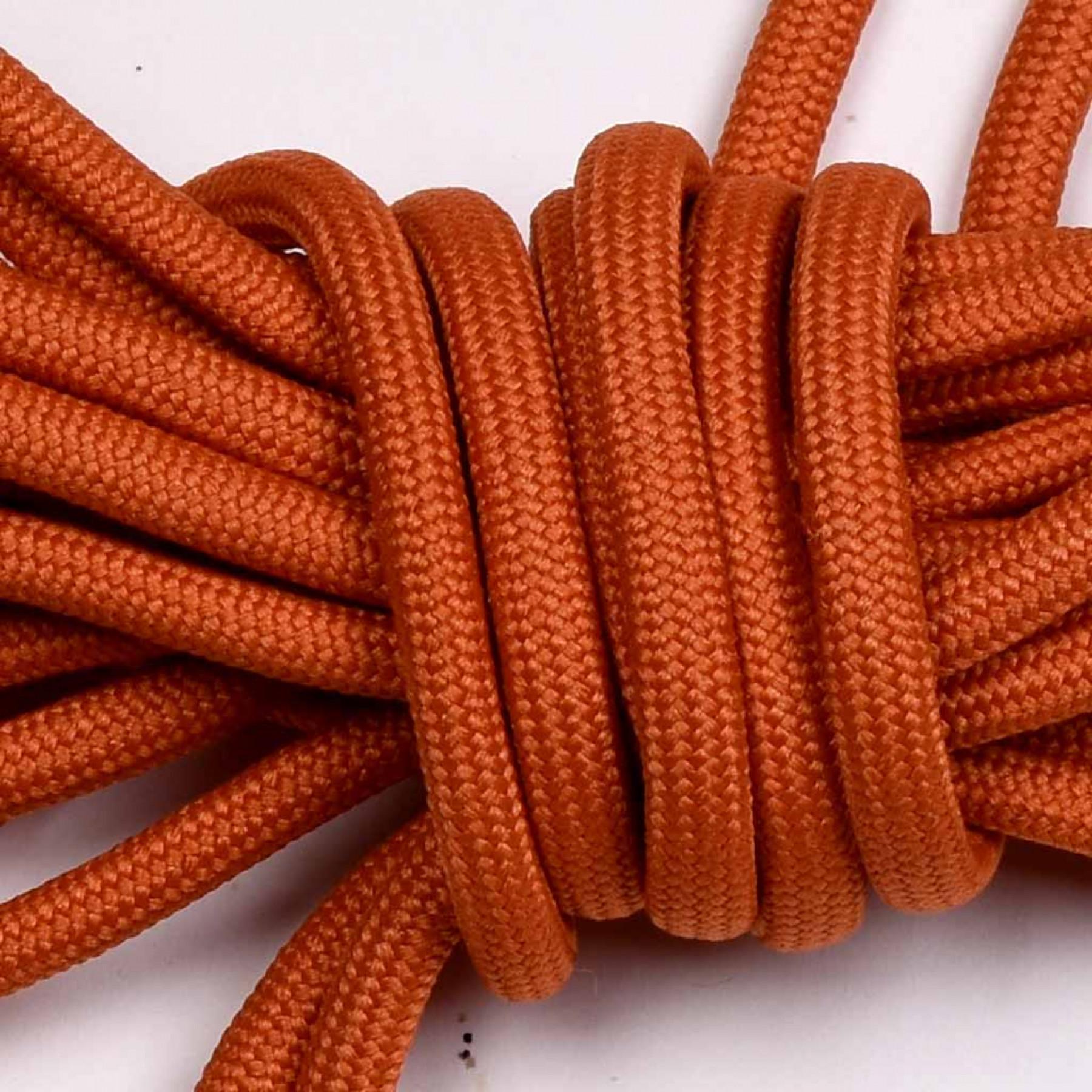 Laces for Biker Boot SE, 230cm long, orange