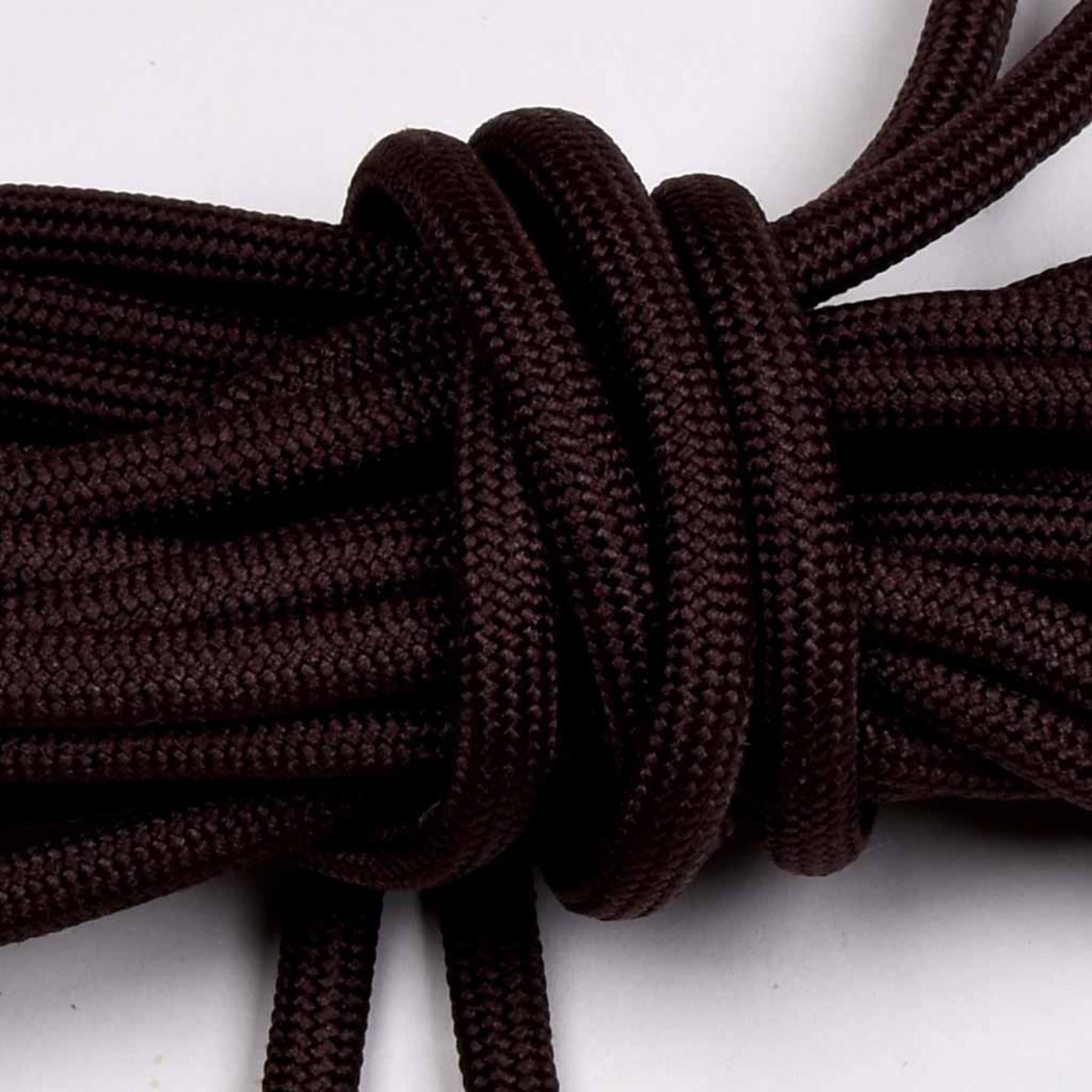 Laces for Biker Boot SE, 230cm long, brown