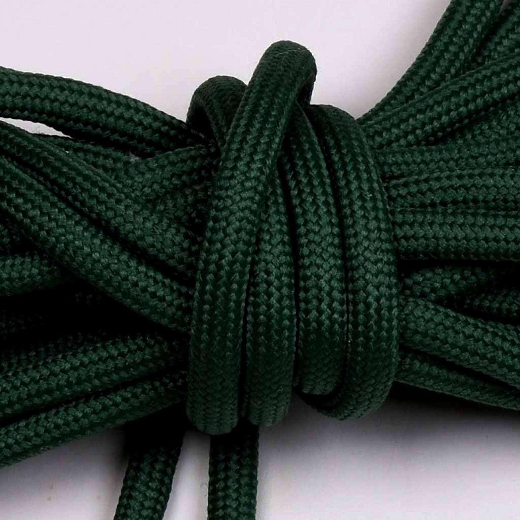 Laces, 165cm long, green
