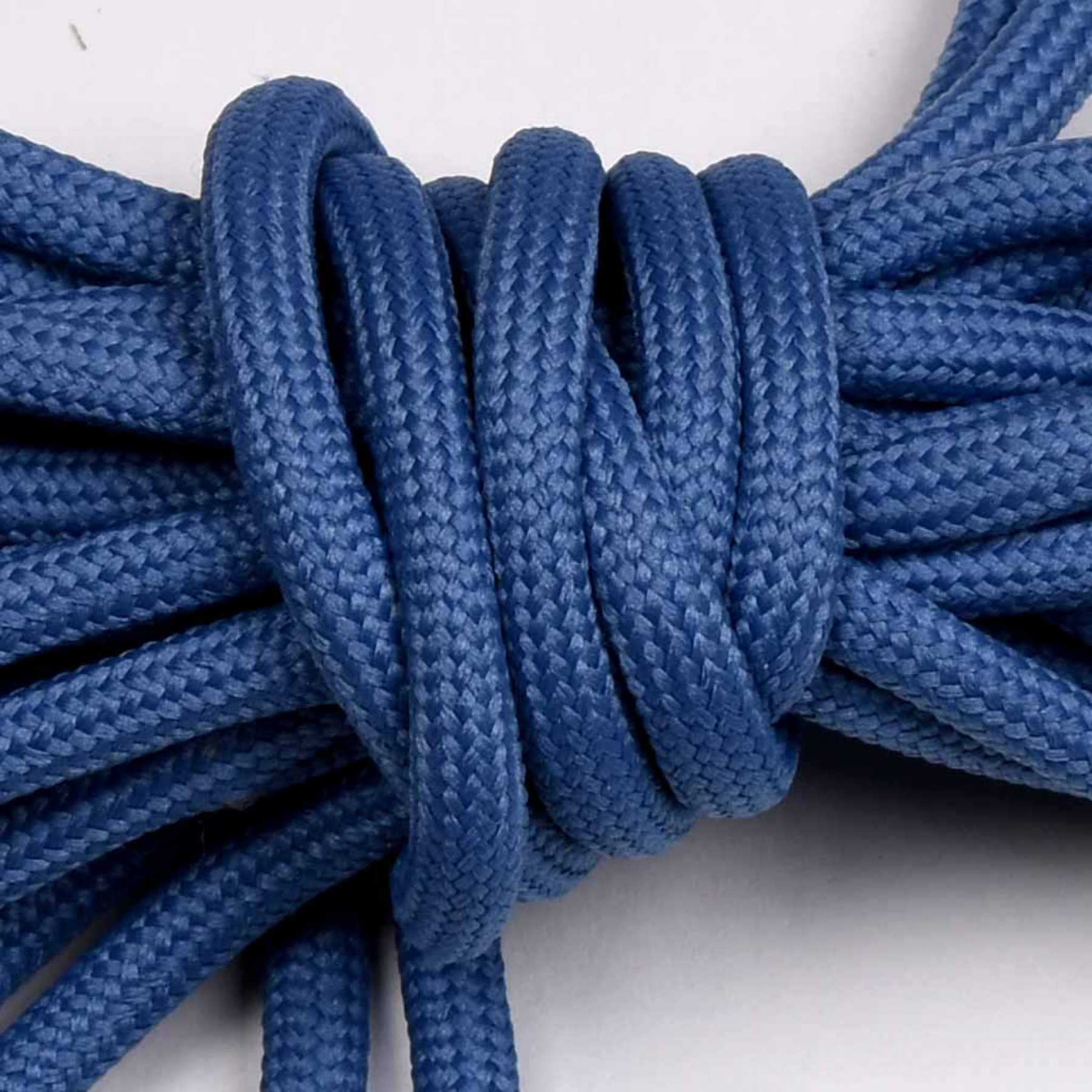 Laces, 165cm long, light blue