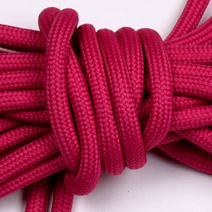 Laces, 165cm long, pink