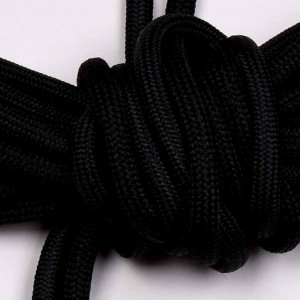 Laces, 165cm long, black