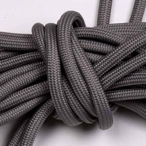 Laces for Biker Boot SE, 230cm long, grey