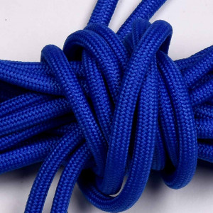 Laces, 165cm long, blue
