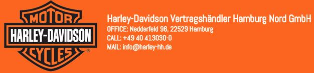 Harley-Davidson Vertragshändler Hamburg Nord GmbH